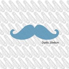 Moustache No2