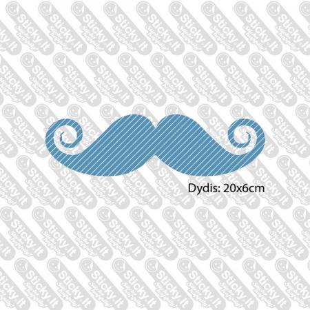 Moustache No1