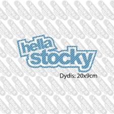 Hella Stocky