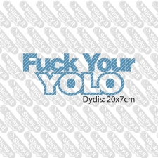 F-ck Your YOLO