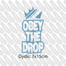 Obey The Drop