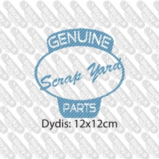 Genuine Scrap Yard Parts