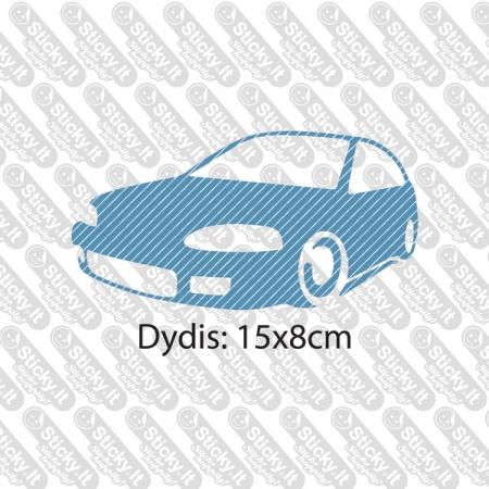 Honda Civic 5gen