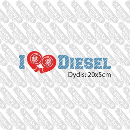 I Love Turbo Diesel