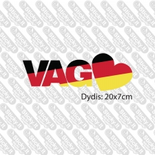 VAG Love (Printed)