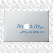 MacBook- An Apple A Day