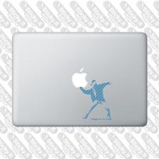 MacBook- Banksy Thrower