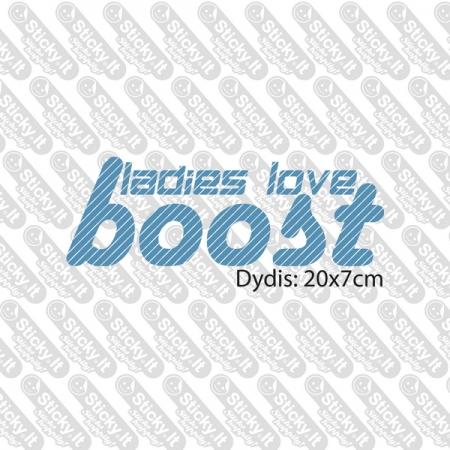 Ladies Love Boost