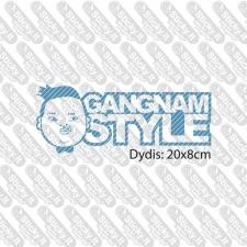 Gangnam Style Head
