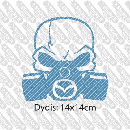 Gas Mask (Mazda)