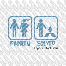 Problem Solved (Mitsubishi)