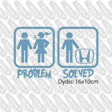 Problem Solved (Honda)