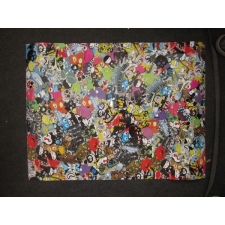 StickerBombing Char Eco+ Medium