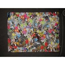 StickerBombing Char Eco