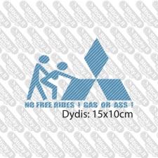 No Free Rides (Mitsubishi)