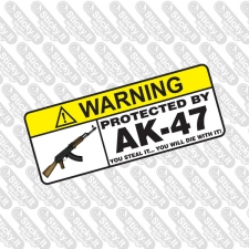 AK-47 Warning