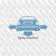 Go Wide- VW Passat B5