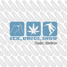 Sex Drugs Snow