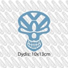 Simple VW Skull