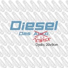 Diesel Das Traktor