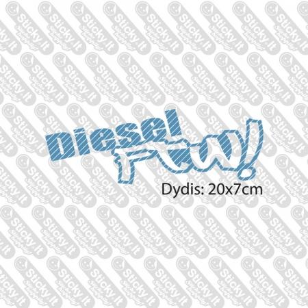 Diesel FTW!