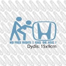 No Free Rides (Honda)