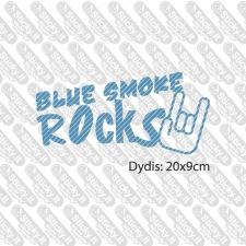 Blue Smoke Rocks