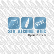 Sex Alcohol Vtec