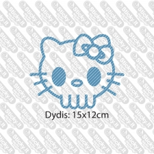 Hello Kitty Skull