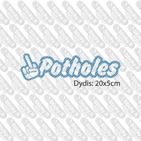 Fu-k Potholes