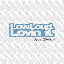 Low Loud Lovin It