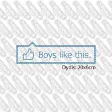 Boys Like This