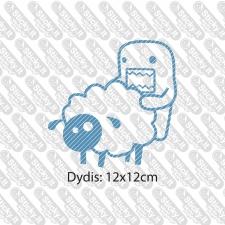 Domokun With Sheep