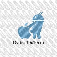 Android Fu-king Apple