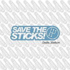 Save The Sticks