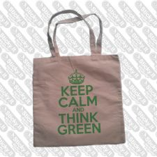 EB: Keep Calm And Think Green