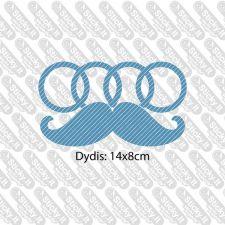 Audi Moustache