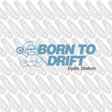 Born To Dift No 2