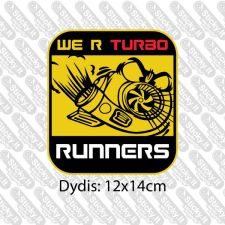 We R Turbo Runners
