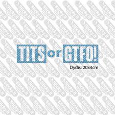 Tits Or GOTF!