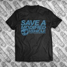 Save A Modified Vehicle