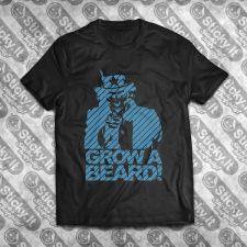 Grow A Beard!
