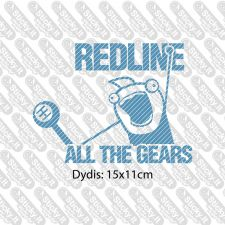 RedLine All Gears
