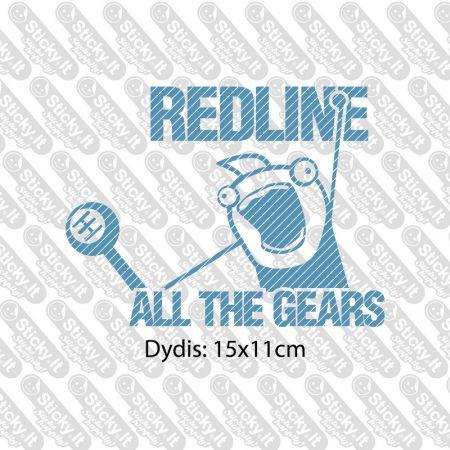 RedLine All Gears