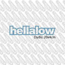 Hellalow