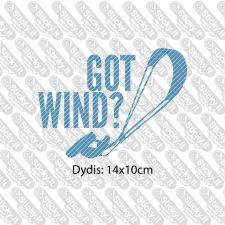 Got Wind?