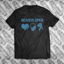 Beards Open...