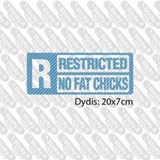 Restriction - No Fat Chicks