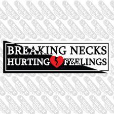 Breaking Necks