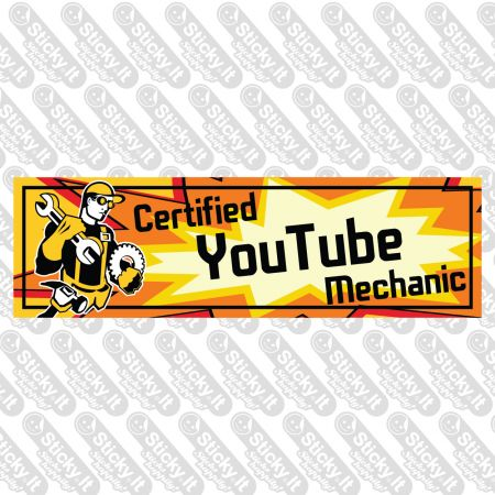 Certified YouTube Mechanic